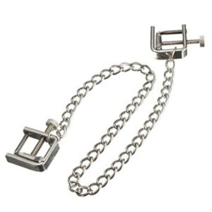 Steel nipple clamp