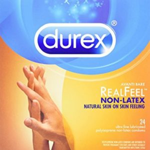 Durex Latex Free Condom - Non Lubricated