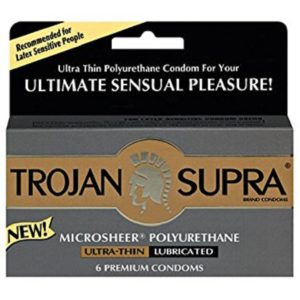 Ultra Sensitive Polyurethane Condoms