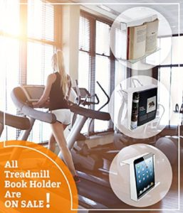 treadmill reading stand