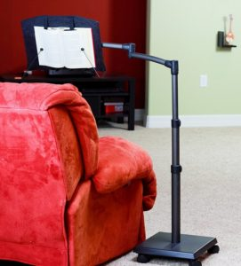 adjustable reading stand
