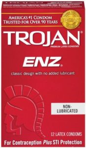 Trojan Non Lubricated Condoms