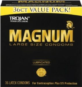 Magnum Extra Large Size Condoms