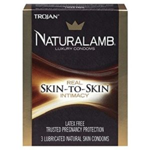 Natural Lamb Condom Skin To Skin Intimacy Pregnant Protection